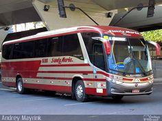 Ônibus da empresa Santa Maria Fretamento e Turismo, carro 630, carroceria Marcopolo Paradiso G7 1050, chassi Mercedes-Benz O-500R. Foto na cidade de Belo Horizonte-MG por Andrey Mayrink, publicada em 21/12/2012 18:37:30.