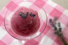 Lavender Rosé Sorbet | Community Post: 25 Sorbet Recipes That Will Make You Want To Give Up Ice Cream