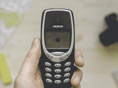 Loading animation for Nokia 3310 Secret App / Sviatoslav Didukh