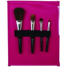 Danielle Magenta Makeup Brush Set, 0.06-Pound >>> For more information, visit image link. (This is an affiliate link) #BrushSets