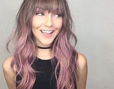 In today's post we will be examining hair color trends for Having colorful hair is great because you have numerous hairstyles listed below. Here are the 20 Trend Hair Colors for Summer Hairstyles, Pretty Hairstyles, Hairstyles Haircuts, Christmas Hairstyles, Casual Hairstyles, Hair Day, New Hair, Cabelo Rose Gold, Pulp Riot Hair Color