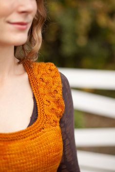 Ravelry: Circle Vest pattern by Kim Haesemeyer