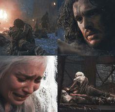 Jon - Daenerys 2