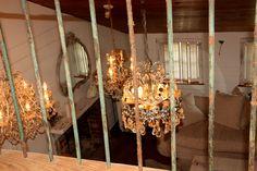 fleamarket chandeliers