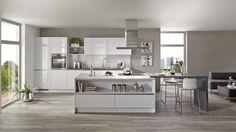 nobilia Küchen - nobilia | Produkte | Uni farbig
