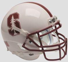 Stanford Cardinal Schutt XP Mini Helmet - Alt 2015