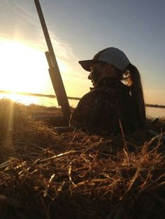 I hope my future wife will join me in the duck blind one day... 3 am wake up may be hard for her to take however.