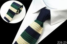 New Fashion Men Knitted Neck Ties Men Knit Tie Slim Designer Narrow Skinny Neckties For Men Neck wear