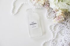 DIY Chanel Perfume iphone Case