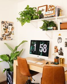 New Darlings - Our Home Office