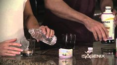 How to do an #Isagenix Cleanse Day Video