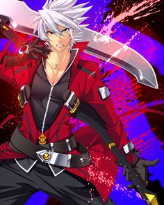 Anime+BlazBlue+Ragna+the+Bloodedge   Tags: Anime, BlazBlue, Ragna the Bloodedge, Sayo Wini