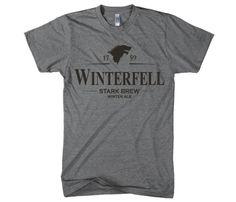 Winterfell Ale Tee