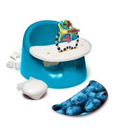 This Prince Lionheart Blue bebePOD Flex Plus Booster by Prince Lionheart is perfect! #zulilyfinds