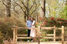 Richmond Park engagement photoshoot