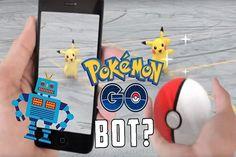 Necrobot : The best bot for Pokémon lover's #BOTS #PokemonGo #mobiloitte #MobileAppDevelopment #NecroBot