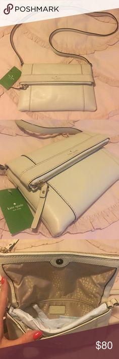 Selling this Kate Spade Cross-body Bag on Poshmark! My username is: hkellogg0826. #shopmycloset #poshmark #fashion #shopping #style #forsale #Handbags
