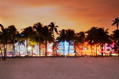 South Beach, Miami, Florida | 12 Must-See Beaches Around The Country | http://bzfd.it/1n3mw4v