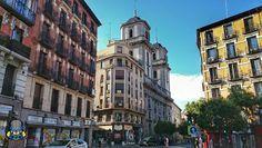 La Colegiata de san Isidro, también llamada Colegiata de san Isidro el Real, es un templo católico situado en el casco histórico de Madrid, en el número 37 de la calle de Toledo (wikipedia). Madrid, España.  #calle #street #colegiatadesanisidro #madrid #españa #spain