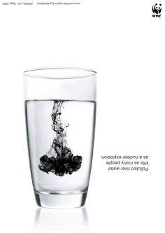 Los ríos contaminados matan a tantas personas como una explosión nuclear.