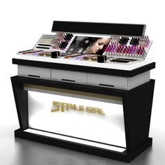 cosmetic display units
