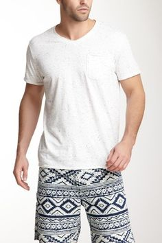 Orme Pocket V-Neck T