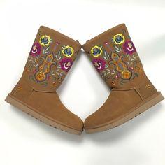 UGG Juliette Chestnut B - grade new with box UGG Shoes Winter & Rain Boots