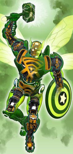 Super Adaptoid
