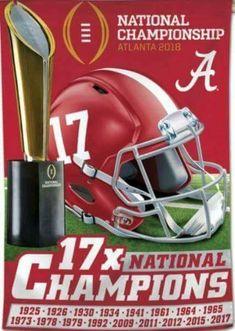 Alabama Football National Championship Vs Georgia