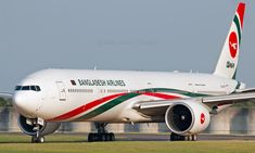 Biman Bangladesh Airlines Lining up on at Heathrow Airport as Bangladesh Two Zero Two to Sylhet Osmani International Airport (ZYL/VGSY) Boeing 787 9 Dreamliner, Boeing 777, Jets, Airplane Wallpaper, Heathrow Airport, Commercial Aircraft, International Airport, Spacecraft, Military Aircraft