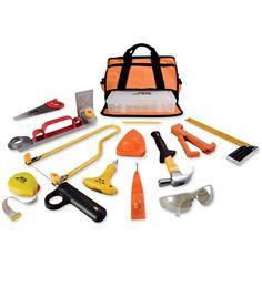 TookKid® Child's Hand Tools Set