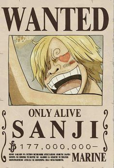 One Piece , Straw Hat Pirates , Sanji Vinsmoke One Piece Manga, One Piece Ex, One Piece Luffy, Single Piece, Wanted One Piece, Nico Robin, One Piece Wallpapers, One Piece Bounties, Cuadros Star Wars