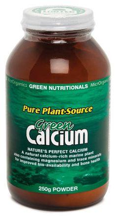 Pure Plant-Source GreenCalcium ...