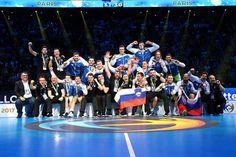 "Handball WM 2017 Bronze: Slowenien mit ""Wunder-Wahnsinns-Aufholjagd"" gegen Kroatien. Handball WM 2017 Frankreich: Im Bronzemedaillen-Match setzte sich  ..."