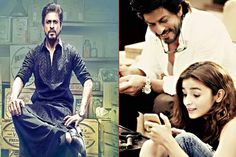 Shah Rukh Khan the king khan's movie Raees Trailer will be released with Dear…