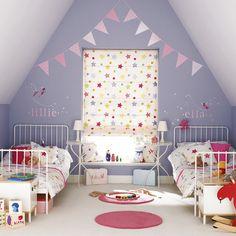 子供部屋のインテリア:外国の素敵な子供部屋をご紹介!