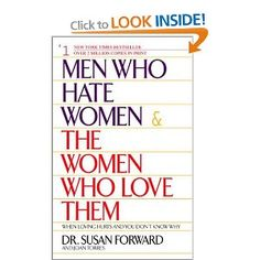 Title: Men Who Hate Women & The Women Who Love Them  Author: Dr. Susan Forward  Category: Abusive Relationships