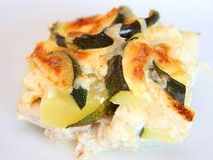Cukkinis csirke villámgyorsan recept lépés 11 foto Spanakopita, Potato Salad, Sushi, Ale, Gluten, Potatoes, Yummy Food, Vegan, Healthy