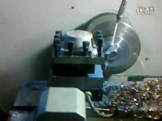 CNC lathe machining gear sprocket pulleys