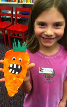 Another creepy carrot, Sophia style!: