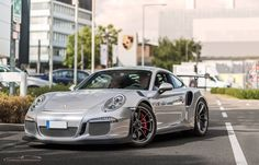 991 GT3 RS in GT Silver | A nicer picture of my dream car