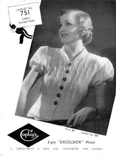 www.fab40s.co.uk patternpages LadyPages2 copleys751a.gif