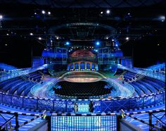 Starlight Express - John Napier. Nothing compares to the sheer awe this set inspires.