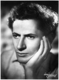 Marcel Marceau, 1946.