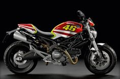 Ducati - Monster 696 Nicky Hayden, I like this one too! Ducati 696, Moto Ducati, Ducati Motorcycles, Cars And Motorcycles, Monster 696, Nicky Hayden, Ducati Monster, Hot Bikes, Valentino Rossi