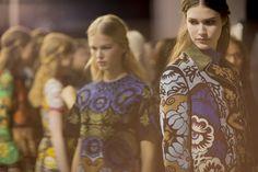 Valentino Spring 2015 RTW – Backstage – Vogue