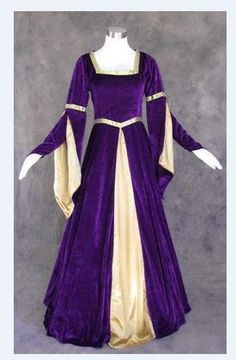 Dress from the Medieval era