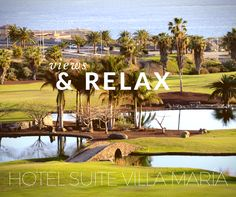 It's #Sunday... It's #Tenerife... It's #CostaAdeje... It's #HotelSuiteVillaMaria... It's #JustRelax!  ..... Es #domingo... es #Tenerife... es #CostaAdeje... Es #HotelSuiteVillaMaría... Es #PuroRelax! Relax, Hotel Suites, Tenerife, Balcony, Villa, Golf, Sunday, Teneriffe, Terrace