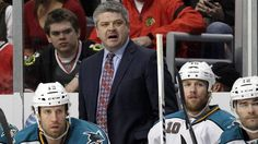 HIRED!! Apr19/15 Todd McLellan had a 311-163-66 record as head coach of the San Jose Sharks. He also coached the Canadian men's hockey team that won gold at the world hockey championship in Prague on Sunday. It was Canada's first gold medal at the tournament since 2007. (Nam Y. Huh/AP)