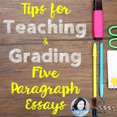 five paragraph essays teaching essays fifth grade writing sixth grade writing